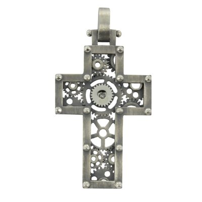 ペンダントトップ cross of christ vitae lucis ヴィタエルーキス