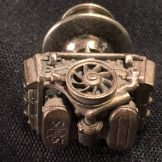 ラベルボタン フラット6 ヴィンテージ 商品画像3