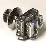 ラベルボタン フラット6 ヴィンテージ 商品画像2