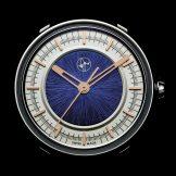メティエダールMetiers D'Art MA 111017 タンザニットブルー・シルバー 商品画像1